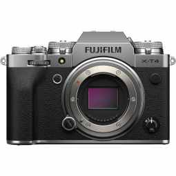 Fujifilm X-T4 Mirrorless Camera Body | Silver